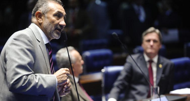 Senador Telmário apoia mais incentivos a saúde